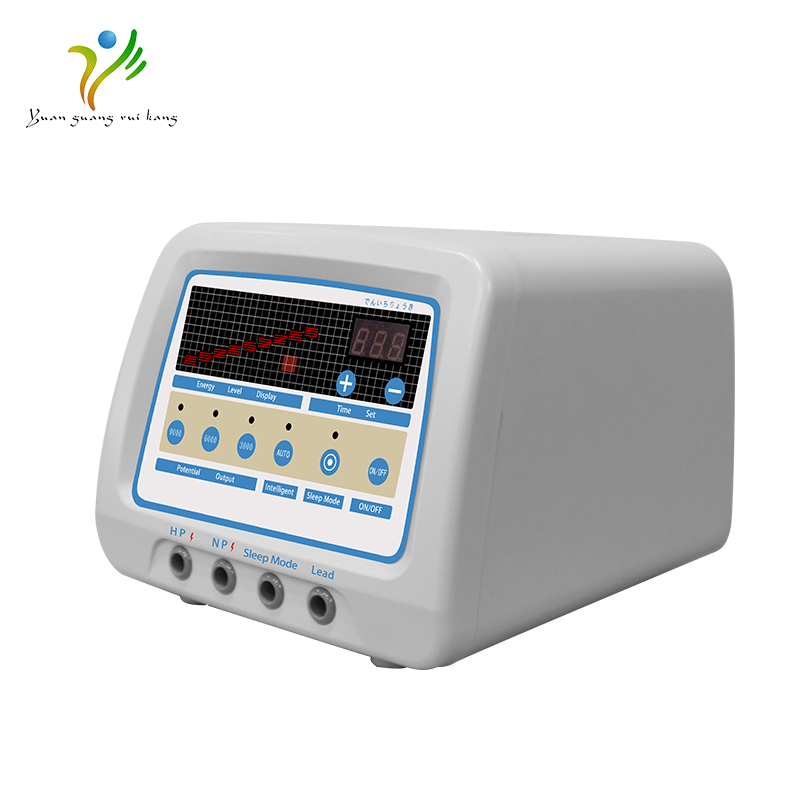 Portable Electric Potential Therapy Machine